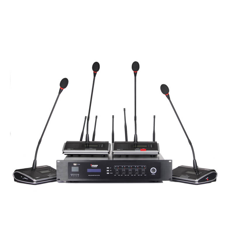 Digital wireless conference system built in speaker YCU893